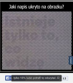 Istnieje tylko to, co widze Cool Optical Illusions, Funny Mems, Best Memes, I Laughed, Lol, Writing, Humor, Quotes, Magick