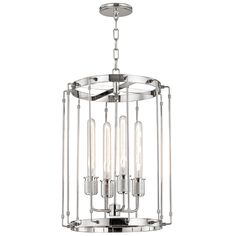 Hyde Park Chandelier by Hudson Valley Lighting