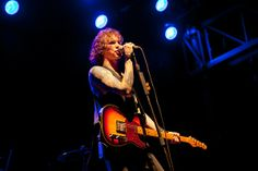 Against Me's Tom Gabel Makes Live Debut as Laura Jane Grace in San Diego | Music News | Rolling Stone