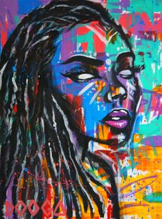 Arte black, african artwork, black girl art, black women art, black g Black Art Painting, Black Artwork, Black Love Art, Black Girl Art, Art Inspiration Drawing, Art Inspo, Arte Black, African Artwork, Black Art Pictures