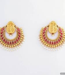 0da9a3faa Grace yourself with the exquisite earring designs from our Ram Leela  Collection Designer Earrings