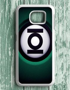 Green Lantern 2 Logo Samsung Galaxy S7 Edge Case