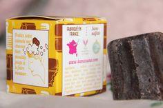 # Lamazuna et son Shampooing solide au Cacao. *
