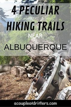 4 Unique Hiking Trails Near Albuquerque - A Couple of Drifters These hikes were never featured in Breaking Bad, but they should be part of your line-up. These 4 unique hiking trails near Albuquerque will keep you moving. Rocky Mountain National, National Forest, Desert Places, Albuquerque News, Travel Usa, Travel Tips, Canada Travel, Travel Ideas, Utah Hikes