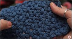 Learn To Crochet Jasmine Stitch