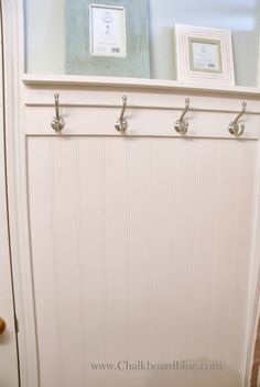 beadboard with hooks - Google Search