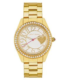 I love my Betsey Johnson watches.