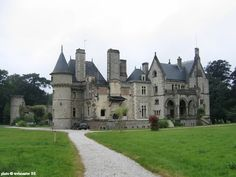Chateau de Martinvast - Manche, Basse Normandie - another view