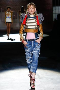 DSquared2 MILAN FASHION WEEK SS2017
