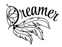 Dream Catcher Vinyl Car Wall Window Computer Tablet Ipad Decal Sticker Computer Tablet by on Etsy Cricut Vinyl, Vinyl Decals, Car Decals, Window Decals, Wall Stickers, Machine Silhouette Portrait, Silhouette Files, Silhouette Projects, Free Silhouette Designs