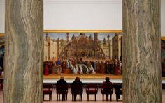 Museo Pinacoteca di Brera. Milán