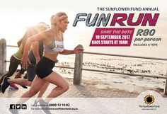 Fun Run - 10 September 2017 - The Sunflower Fund Cape Town, Events, Running, Sports, Fun, Happenings, Racing, Hs Sports, Fin Fun