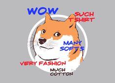 43 Best Doge Meme images in 2019 | Doge meme, Doge shirt