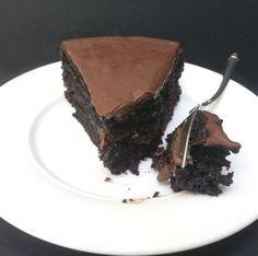 Vegan chocolate courgette cake @ http://allrecipes.co.uk