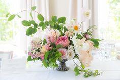 A Summer Wedding at Pynes House - Part 2 - McKenzie-Brown Photography Summer Wedding, Wedding Day, Wedding Tables, Stunning Summer, Centerpieces, Table Decorations, Flower Arrangements, Glass Vase, Wedding Flowers