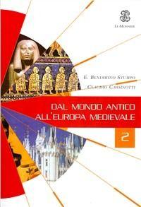Prezzi e Sconti: Dal #mondo antico all'europa medievale. con New  ad Euro 25.65 in #Mondadori education #Libri