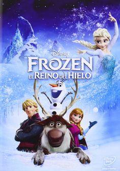 Frozen,El Reino Del Hielo [DVD]: Amazon.es: Animación, Chris Buck, Jennifer Lee, Walt Disney Company: Cine y Series TV
