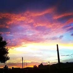 Nuvens do Paraíso