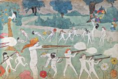 Henry Darger: Art by Any Means | Abduzeedo Design Inspiration