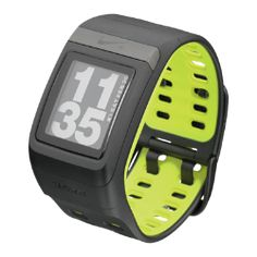 Nike+ SportWatch GPS powered by TomTom. I'm thinking about this watch. Seems really useful and helpful.