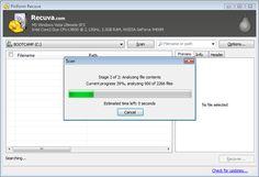 Como recuperar los archivos borrados en tu computadora