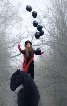 Balloons by Malgorzata Makosa, Poland