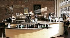 Mad Cap Coffee   Grand Rapids, Michigan
