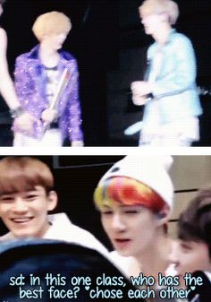 HunHan just completes everything. I don't know why anyone wouldn't ship them.