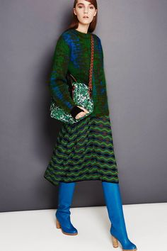Modeconnect.com - M Missoni Fall 2014 Modest does NOT mean frumpy. https://www.facebook.com/ColleenMHammond