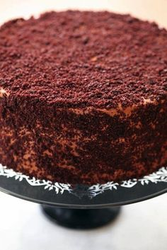 Chocolate cake «Pele»