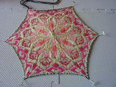 Knitted Afghans, Crochet Blanket Patterns, Knitted Blankets, Stitch Patterns, Knitting Patterns, Fair Isle Knitting, Loom Knitting, Knitting Stitches, Knit Art
