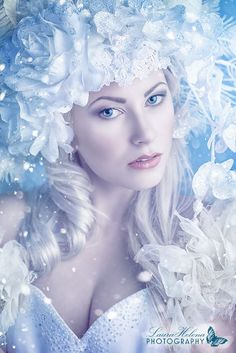 Snow Fairy, Winter Fairy, Snow Queen, Ice Queen, Snow Elf, Snow Maiden, Ice Princess, Fairy Princesses, Fantasy Costumes