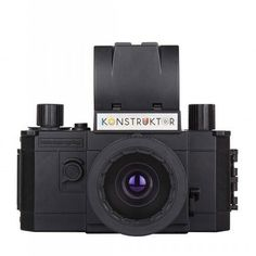 Before digital cameras changed the photography world, Single Reflex Lens cameras were the go-to for capturing memorable moments! Take things back to a simpler time before memory cards and filters with the Konstruktor SLR 35mm DIY Camera Kit! This do-it-yourself kit lets you built your own fully-working, plastic SLR camera from scratch! It comes with all the necessary parts and instructions to guide you along the way and even includes a roll of film to use once finished. $44.95