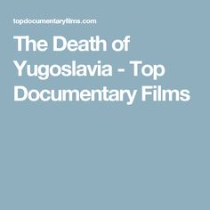 The Death of Yugoslavia is a BBC documentary series first broadcast in and is also the name of a book written by Allan Little and Laura Silber that.