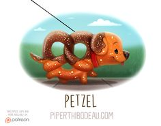 Daily+Paint+1599.+Petzel+by+Cryptid-Creations.deviantart.com+on+@DeviantArt