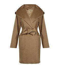 MaxMara Rialto Camelhair Coat