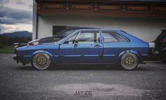 WSEE TOUR 2016 VW SCIROCCO www.jayjoe.at