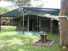 Umtentweni Karavaanoord | Lekker Kampplekke Gazebo, Outdoor Structures, Camping, Campsite, Kiosk, Pavilion, Cabana, Campers, Tent Camping