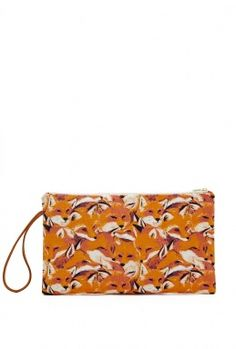 Foxes Long Clutch by Maison Baluchon
