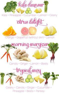 jugos nutritivos y otras cualidades