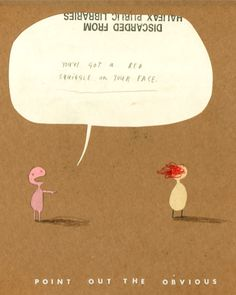 Oliver Jeffers is RAD.