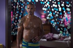 Oh, Shemar. The things you do to me.