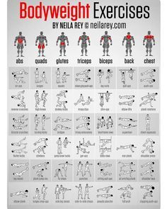 """448 Likes, 7 Comments - Body Realm Center (@bodyrealmcenter) on Instagram: """"Essential Bodyweight Exercises that can be done at Home! #bodyrealmcenter . . . . #sanfrancisco…"""""""