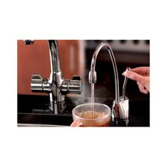 Blanco ISE Instant Hot Water Tap In Chrome GN 1100
