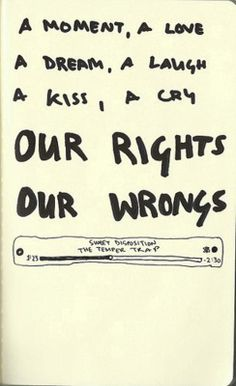 sweet dispositions.
