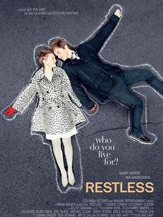 RESTLESS(邦題:永遠の僕たち)  cute&stylish!