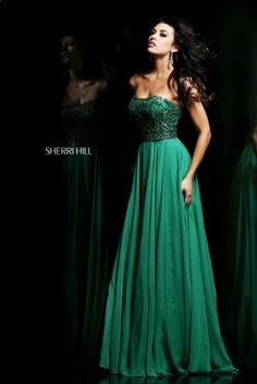Sherri Hill - just bought this dress for prom 2014!