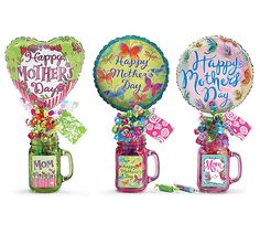 Year-Round Mother's Day Gifts Mothers Day Baskets, Mothers Day Decor, Mother's Day Gift Baskets, Diy Mothers Day Gifts, Mothers Day Presents, Happy Mothers Day, Creative Gift Baskets, Creative Gifts, Mothers Day Balloons