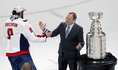 Stanley Cup winner Alex Ovechkin may just be getting started Washington Capitals Stanley Cup, Capitals Hockey, Alex Ovechkin, Stanley Cup Champions, Sports, Hs Sports, Sport