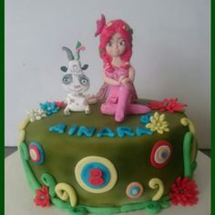 mía And me cake